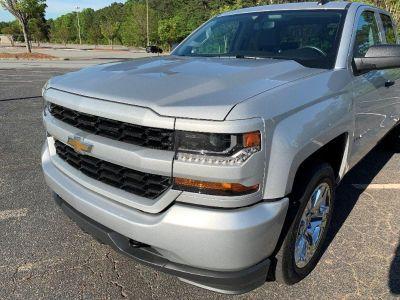 2018 Chevrolet Silverado 1500 Custom (Silver Or Aluminum)