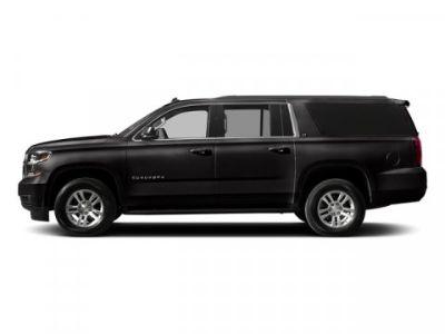 2017 Chevrolet Suburban LS (Black)