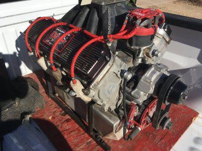 3 OvalTrack Dirt engines