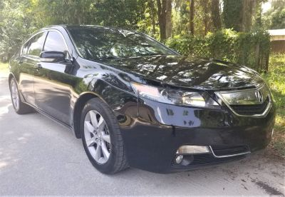 2013 Acura TL Base (Black)