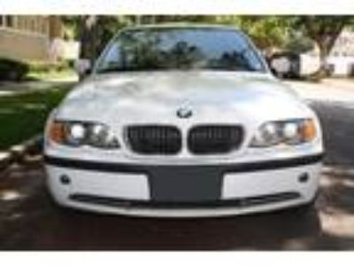 BMW 330xi loaded