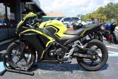 2016 Honda CBR300R Sport Motorcycles Lake Park, FL