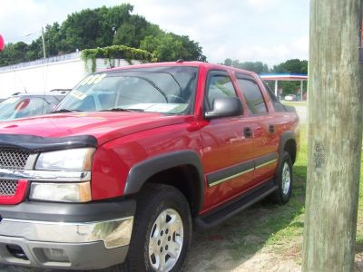CHEVY AVALANCHE K1500 4X4 AUTO COLD AIR~REDUCED~