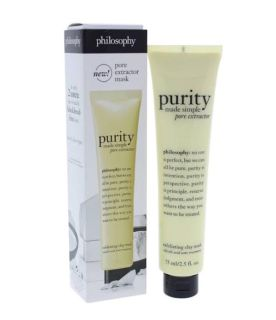 PHILOSOPHY - Purity pore extractor exfoliating clay mask
