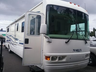 2001 National Marlin 390 Motorhomes
