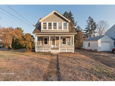 3 Bed 1.5 Bath Foreclosure Property in Portland, CT 06480 - Bartlett St