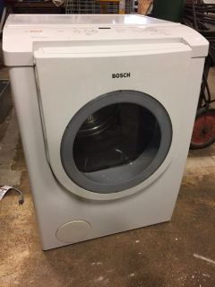 Bosch Gas Dryer Nexxt 500 Series