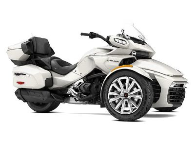 2017 Can-Am Spyder F3 Limited Trikes Motorcycles Tyrone, PA