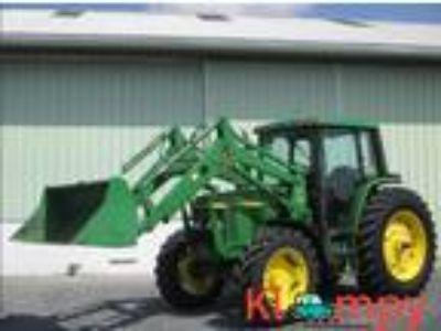 1998 John Deere 6410 Tractor A/C, heat