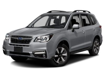 2018 Subaru Forester 2.5i Limited (Dark Gray Metallic)
