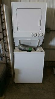 Maytag Commercial washer/dryer