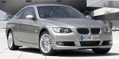 2008 BMW 3-Series 335xi (Titanium Silver Metallic)