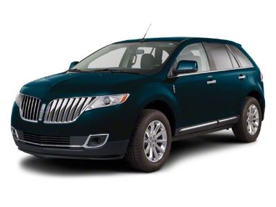2011 Lincoln MKX Base (Bronze Metallic)