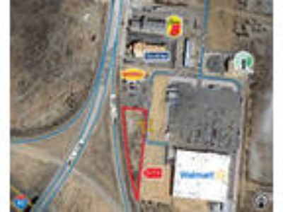 Vacant Land for Sale: Walmart Anchored | Pad Site | For Sale