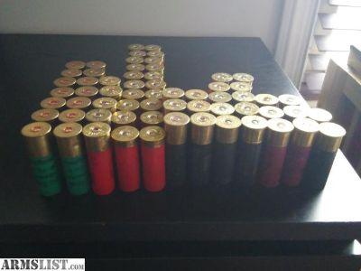 For Sale: 12 Gauge Ammo