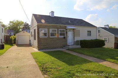 Single-family home Rental - 8509 Pilot Ave