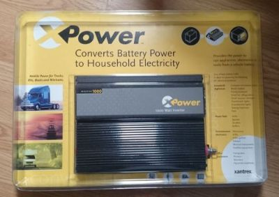 Purchase Xantrex Inverter 1000 NEW never opened motorcycle in Harwood Heights, Illinois, United States, for US $85.00
