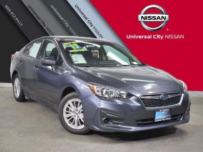 2017 Subaru Impreza Premium (carbide gray metallic)