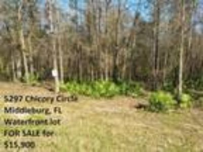 Land for Sale by owner in Middleburg, FL