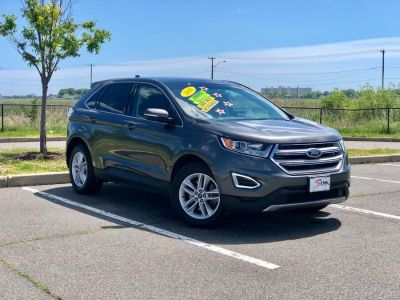 2016 Ford Edge 4dr SEL AWD (Gray)