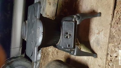 Landy D26 Cast Iron Wood Burning Stove