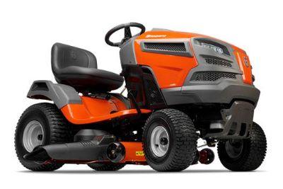 2018 Husqvarna Power Equipment YTH20K42 Lawn Tractor Kohler Electric Residential Tractors Bingen, WA