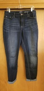 Riders by Lee Midrise Curvy Skinny Jeans