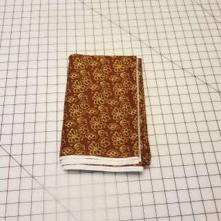 Cotton Fabric by Tina Givens (Daisy Lace Pattern)