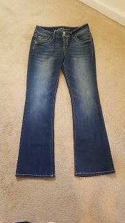 Wallflower brand size 11 Jean's. Worn once. Meet at Griffin