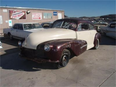1946 Oldsmobile Antique