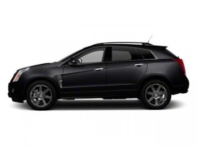 2012 Cadillac SRX Luxury Collection (Black Raven)