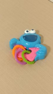 RATTLE COOKIE MONSTER (WE NO LONGER USE)