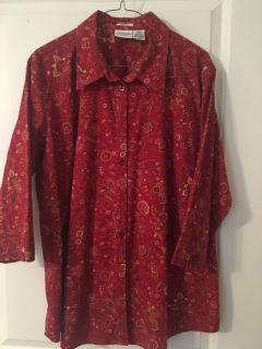 Women's blouse 20W