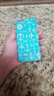 iPhone 6 case. Soft rubber