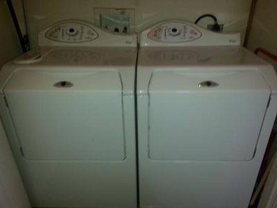 $350, H.E. Maytag Neptune Washer  Dryer Set for Sale