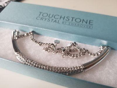 TouchStone crystals by Swarovski - Brand New Necklace