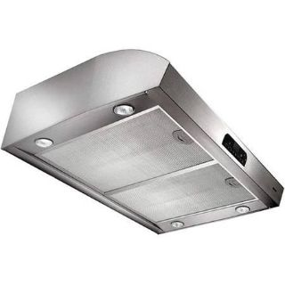 Broan QP330SS Evolution 3 30 inch Stainless Steel Convertible Range Hood