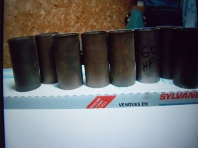 Find Ford Flathead V-60 Engine Block Sleeves (38-39) motorcycle in Avon, Indiana, United States, for US $300.00