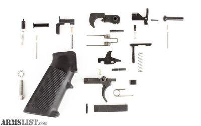 For Sale: Aero Precision AR15 Standard Lower Parts Kit
