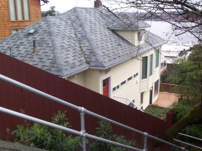 Lower unit of Duplex in Queen Anne