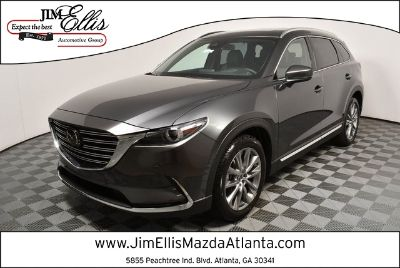 2019 Mazda CX-9 Grand Touring (Machine Gray)