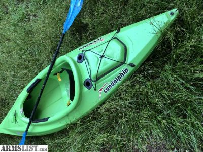 For Sale: 2 kayaks for sale