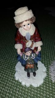 """""""Yesterday's Child"""" Dollhouse Collection Figurine"""