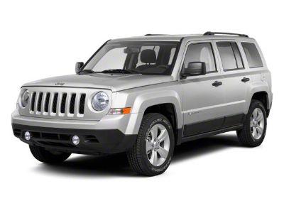 2013 Jeep Patriot Latitude (Black)