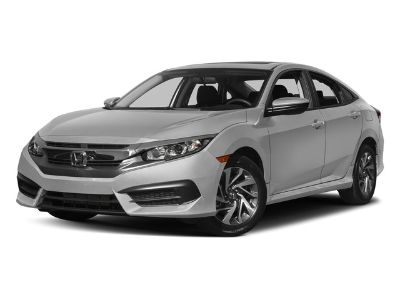 2017 Honda CIVIC SEDAN EX (Cosmic Blue Metallic)