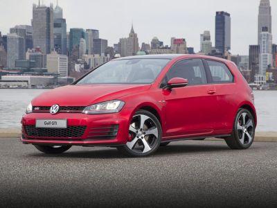 2015 Volkswagen Golf Gti (Carbon Steel Gray Metallic)