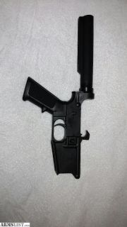 For Sale: Polymer lower