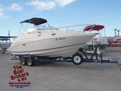 2003 Regal 2665 Cabin Cruiser 29'