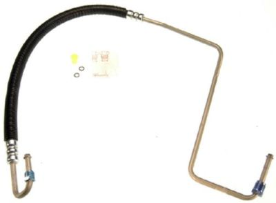 Purchase Power Steering Pressure Line Hose Assembly-Pressure Line Assembly EDELMANN 91666 motorcycle in Fall River, Massachusetts, United States, for US $37.06