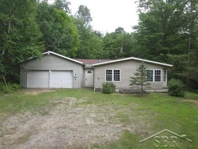 3 Bed 2 Bath Foreclosure Property in Rhodes, MI 48652 - E Levely Rd